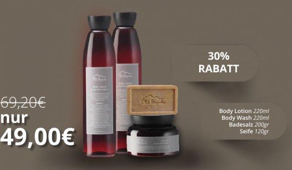 Detox-Herbst-Spezial-Angebot von mtsapola-shop.de mit 30% Rabatt - nur 49,00 Euro