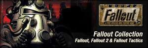 [Steam] Fallout Collection (Fallout 1 & 2 & Tactics)