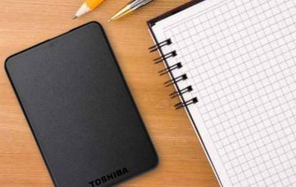 Toshiba Stor.e Basics 500GB USB 3.0 Festplatte bei Digitalo für 34,93€