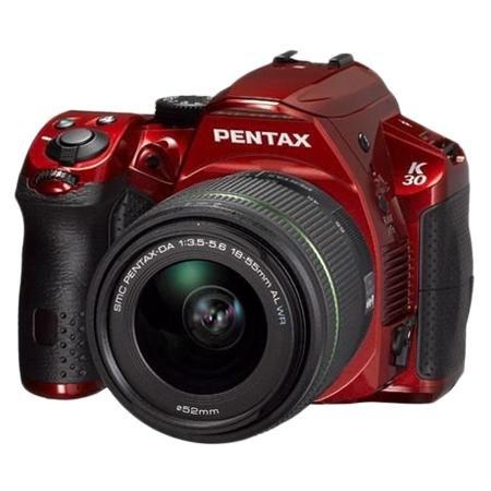 Pentax K-30 18-55mm WR Digitale Spiegelreflexkamera
