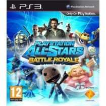 (UK) Playstation All-Stars: Battle Royale (PS3) für ca. 12,94€ @ TheGameCollection