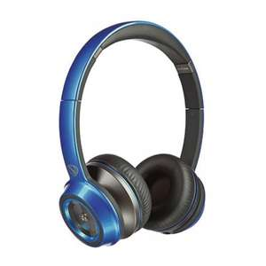 Monster NCredible NTune Candy On-Ear Headphones Blue für 90 Euro