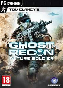 Tom Clancy's Ghost Recon Future Soldier [Uplay] für 2,85 €