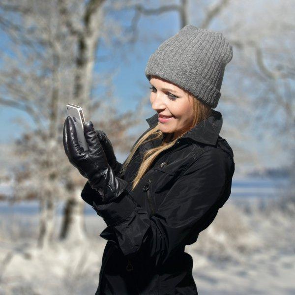 winterfinger® - Touchscreen Lederhandschuhe 30% billiger [Amazon]
