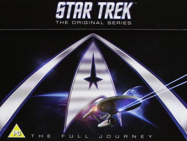 Faszinierend: Star Trek - The Original Series Komplettbox bei Amazon UK für 39€