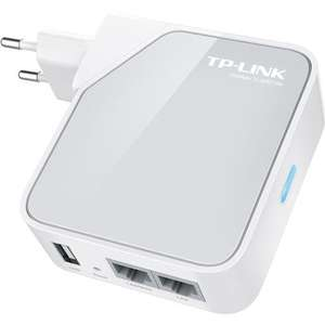 TP-Link TL-WR710N Wireless N Nano Repeater Pocket Router USB 150Mbps @ebay 19,90€
