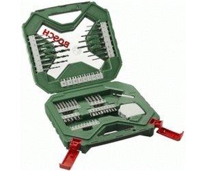 Bosch 65-tlg. X-Line Set Bohrer-Set/Bit-Set für 22 Euro bzw. 17 Euro