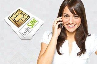 WinSIM Tarif: 7,95 €?* monatl. Paketpreis für 250 Min., 250 SMS u. Internetflat 500 MB mit 1 Monat Laufzeit für einmalig 7,95 € @GROUPON