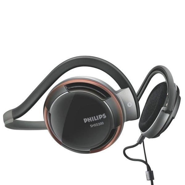 "Philips™ - Neckband-Kopfhörer ""SHS5200"" (mit Bass Beat) für €9,52 [@Zavvi.com]"