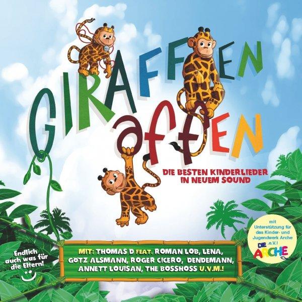 Giraffenaffen (inkl. Sticker + Poster) Amazon Prime 5,99€ inkl. download