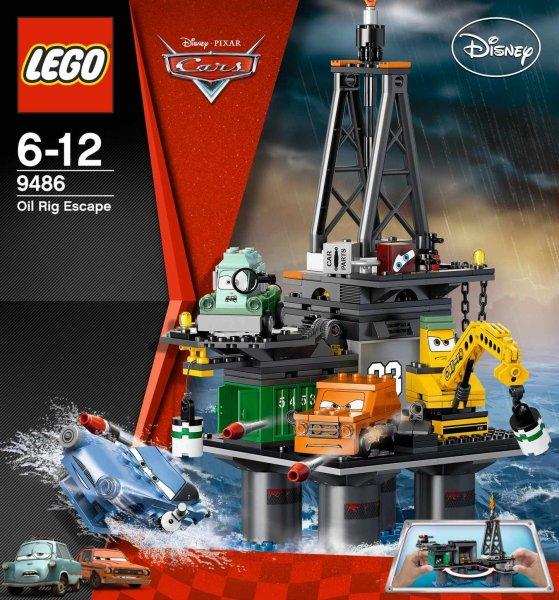 (Lokal) Leipzig Karstadt Lego 9486 Cars Oil Rig Escapade