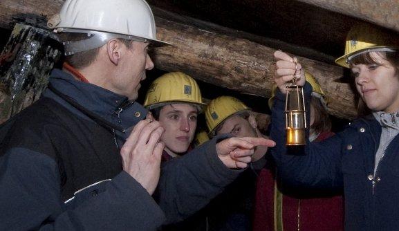 [ideales Weihnachtsgeschenk] Führung durch Kohlebergwerk (auch Hochzeiten möglich!!!!!!!!)
