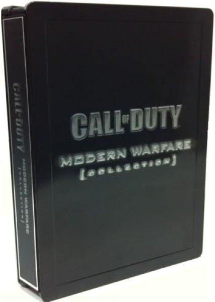 Activision™ - Call of Duty: Modern Warfare Steelbook Collection Tin (ohne Spiele) für €2,36 [@Zavvi.com]