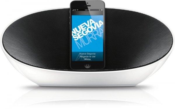 Philips iPod/iPhone Dockinglautsprecher DS3400/12 o. Vsk für 79,99 € @ philips-shop.de