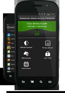 Bitdefender Mobile Security 6 Monate Kostenlos(Android)