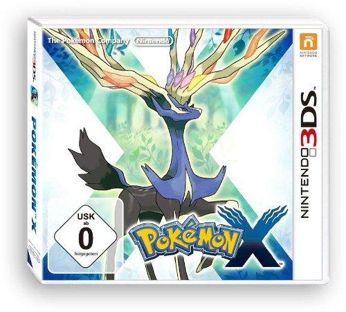 Pokemon X/Y 31,94€