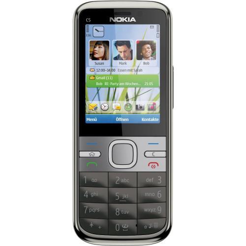 Amazon Warehousedealzzz: Nokia C5 ab 69,30, Normalpreis ~115€ inkl.