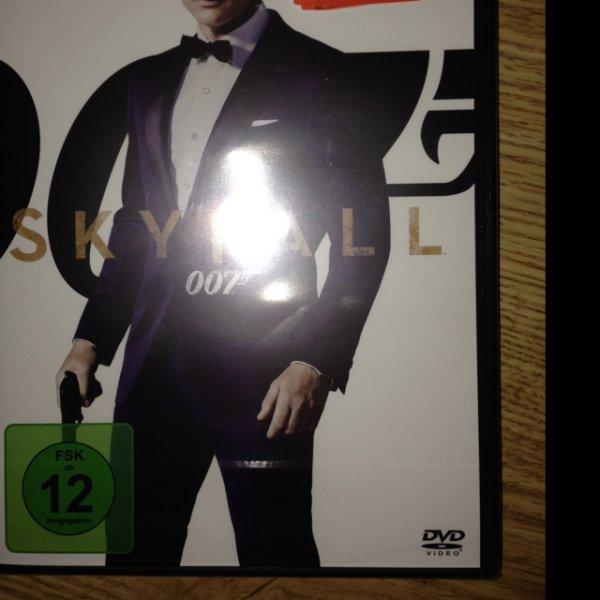 [Lokal] James Bond Skyfall DVD im Media Markt Düsseldorf Metro-Straße