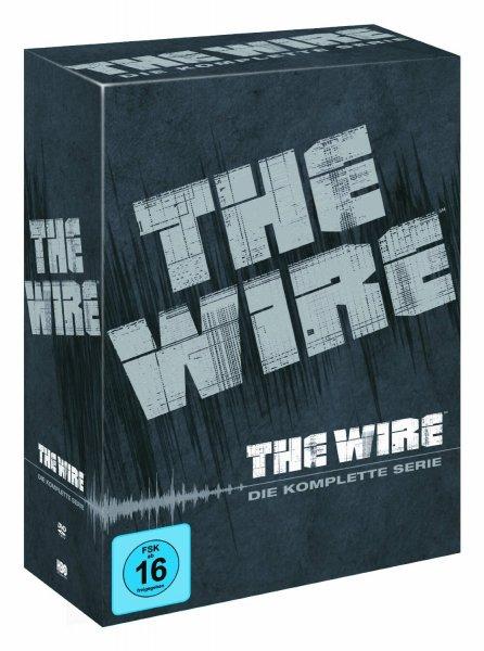 [DVD] The Wire Staffel 1-5 Komplettbox @ Amazon.de für EUR 47,97 / Aktion 5 Tage Filmschnäppchen
