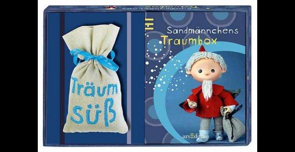 Sandmännchens Traumbox für 2,99€  œHugendubel