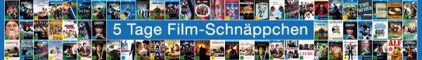 Amazon: 5 Tage Film-Schnäppchen vom 15. - 19.11. - Kaufe 3 Titel und bekomme 5€ Rabatt (u.a. gute Steelbook Preise)