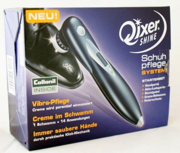 Qixer Shine Schuhpflege Set - kostenloser Versand