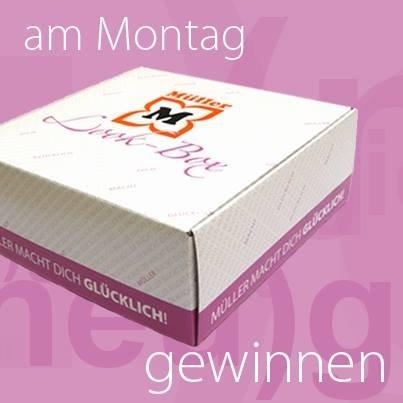 5.000 Müller Look Boxen im Wert von 55 Euro für je 5 Euro - Registrierung am 21.11.2013