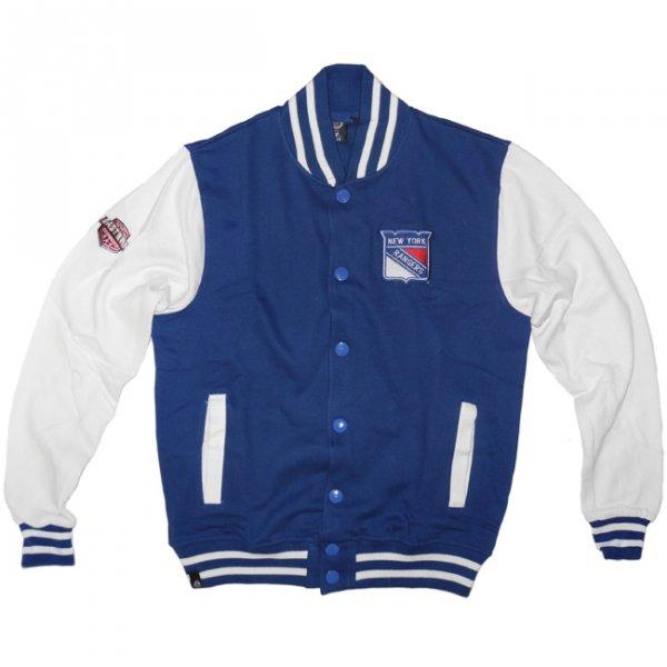 Majestic Athletic NHL New York Rangers Deadball Jacke