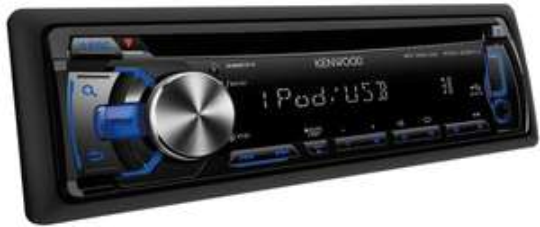 "Kenwood™ - Autoradio ""KDC-4057 UB"" (4x50W,iPod/iPhone-Steuerung,USB) [B-Ware] ab €47,18 [@eBay.de]"