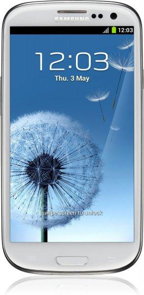 Samsung Galaxy SIII I9300 16GB Weiß 268,95 €