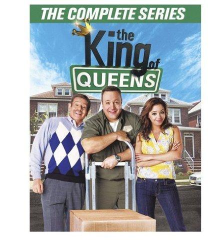 King of Queens - Die komplette Serie [DVD] [Englisch] [amazon.com] - 31,97€