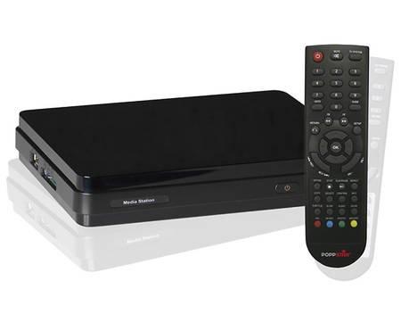 Poppstar MS30 Mediastation für 29,99€ @ Meinpaket OHA