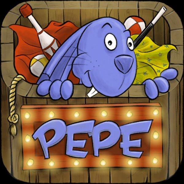 [iOS] Pepes Abenteuer - iPad Kinderspiel für 1,79 EUR statt 3,59 EUR