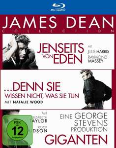 James Dean Collection [Blu-ray] für 20€ @Amazon
