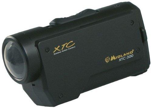 Midland Xtreme Action Kamera XTC 300 HD 1080p Full HD inkl . Vsk für 151,83 € @ amazon italien