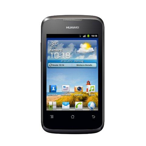 Huawei Ascend Y200 mit o2 Flat, 50 Mins, 200 SMS, 200 MB für 1,49 €/Monat