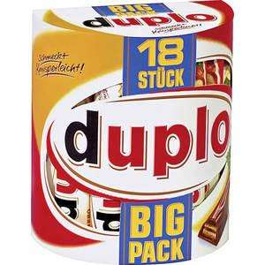 Ferrero - Duplo Big Pack 18 Riegel  0,49 €