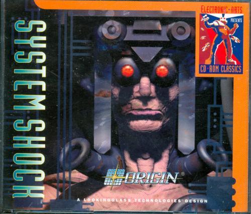 System Shock (ca. 120 MB ZIP-Datei für DOSBOX)