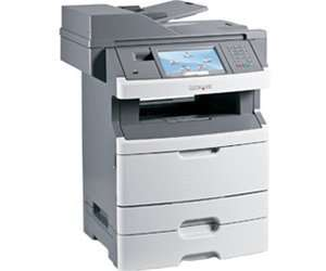 Lexmark X466dte SW-MFP (Drucker, Scanner, Kopierer, Fax) NEU 310,18 GBP (ca. 371 EURO) - nächster Preis 750 EURO