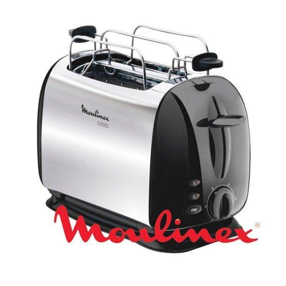 Moulinex 2-Schlitz-Toaster Subito