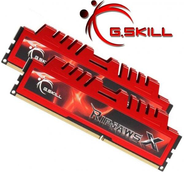 G.SKill RipjawsX 16GB Kit DDR3 PC3-10666