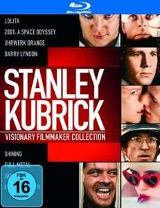 [AMAZON] Stanley Kubrick Collection [Blu-ray] (7 Filme) für nur 26,97 Euro inkl. Versand