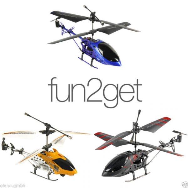 fun2get RC mini Hubschrauber