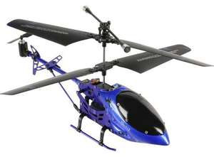 Fun2Get RC Helikopter Orange- / Blue Blood für 9,99€ inkl. Versand @eBay