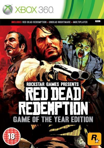 [XBOX360] Red Dead Redemption GOTY (+Undead Nightmare)