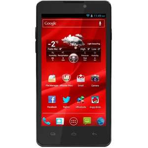 Prestigio Multiphone 4505 Duo [Android 4.1, 1,2 GHz DualCore CPU, 8MP, Dual-SIM]