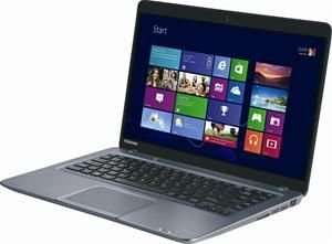 Toshiba Satellite U840t-101 silber Touch Ultrabook 500GB 32GB SSD Cache @Cyberport