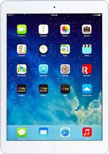 Apple iPad Air 128GB WiFi + Cellular in silber