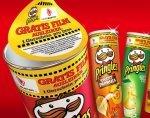 Pringles inklusive Videobuster Gutschein für 1,11€ bei Edeka Südwest