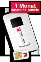 Mobiler UMTS W-LAN Router von ProSieben/Vodafone für nur 54,- € (statt ca. 100€)